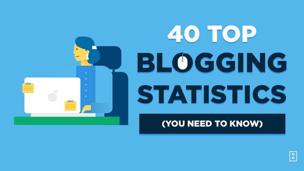 40 Blogging Statistics You Need to Know to Blog Smarter