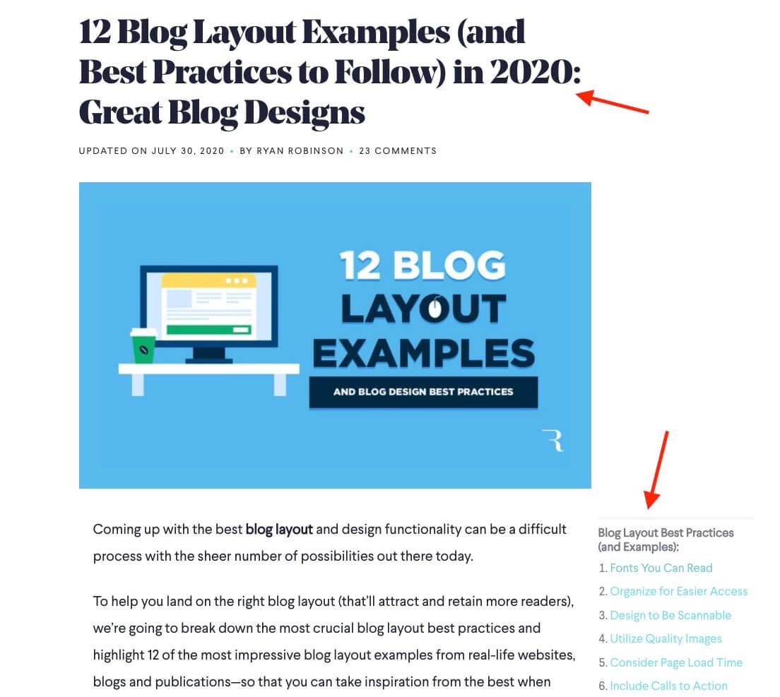 Les gens lisent-ils encore des blogs? Meilleures pratiques pour concevoir un blog que les gens liront