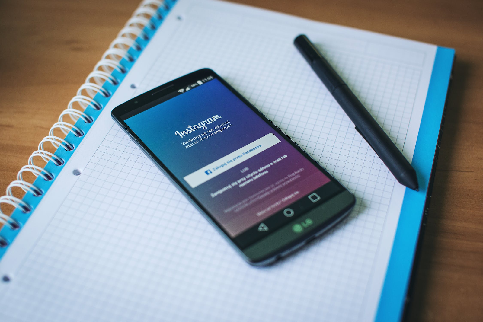 How to Use Instagram for Blog Marketing (Photo of Instagram for iPhone)