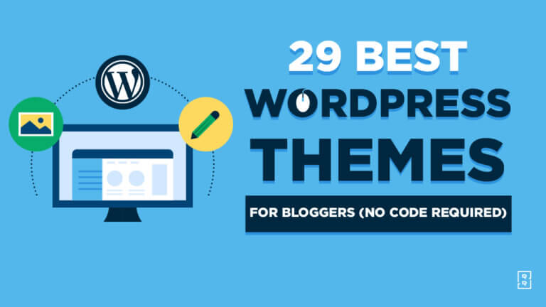29 Best WordPress Themes for Bloggers (No Code Themes) ryrob