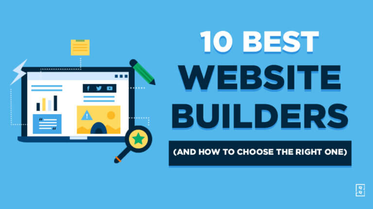 Best Website Builders for Bloggers to Use (With No Code) This Year