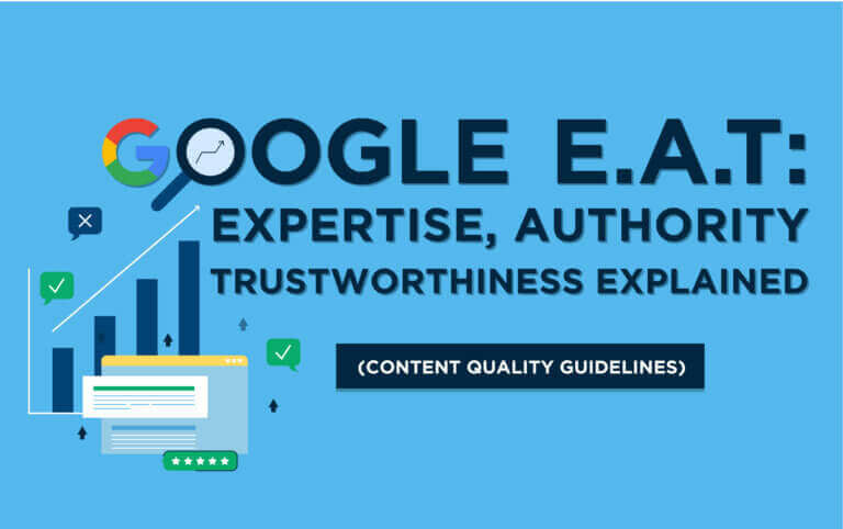 Google E-A-T (Expertise, Authority, Trustworthiness) Explained and Google Content Quality Guidelines Best Practices ryrob