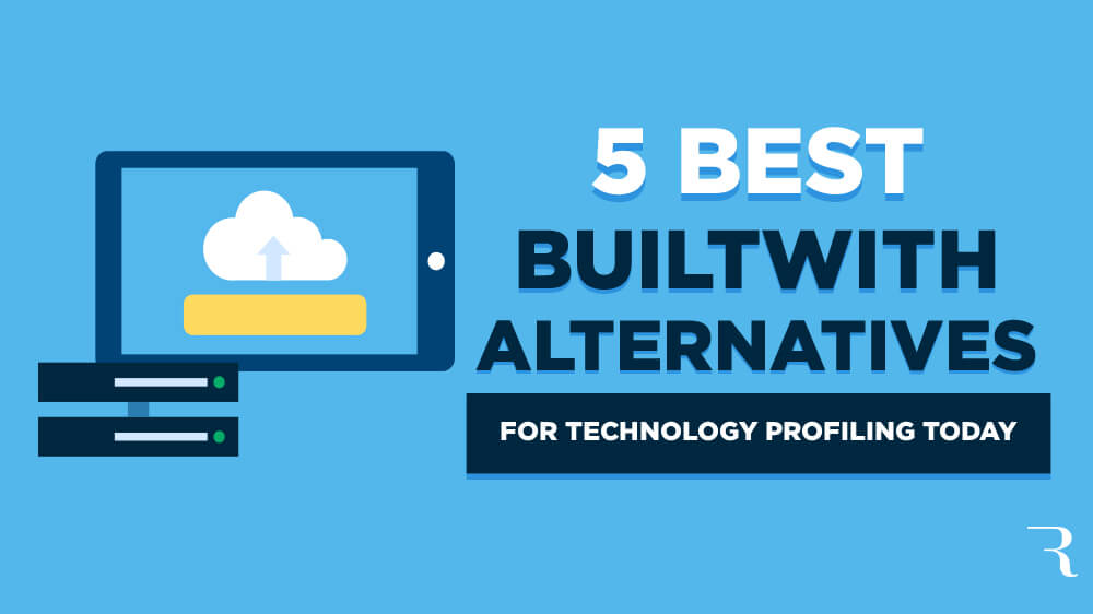 5 Best BuiltWith Alternatives for Technology Profiling Tools
