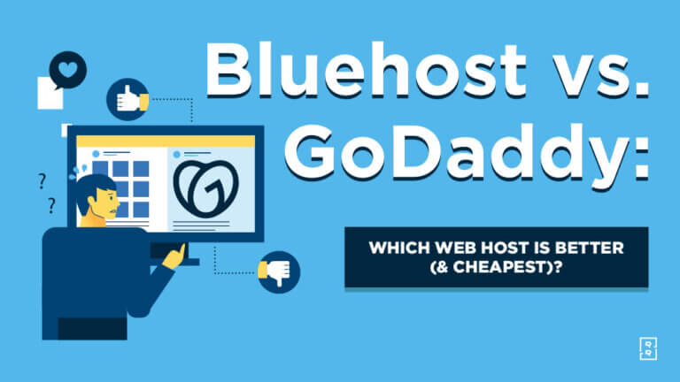 Bluehost vs GoDaddy (Comparison and Review) Which Web Hosting is Better and Cheapest